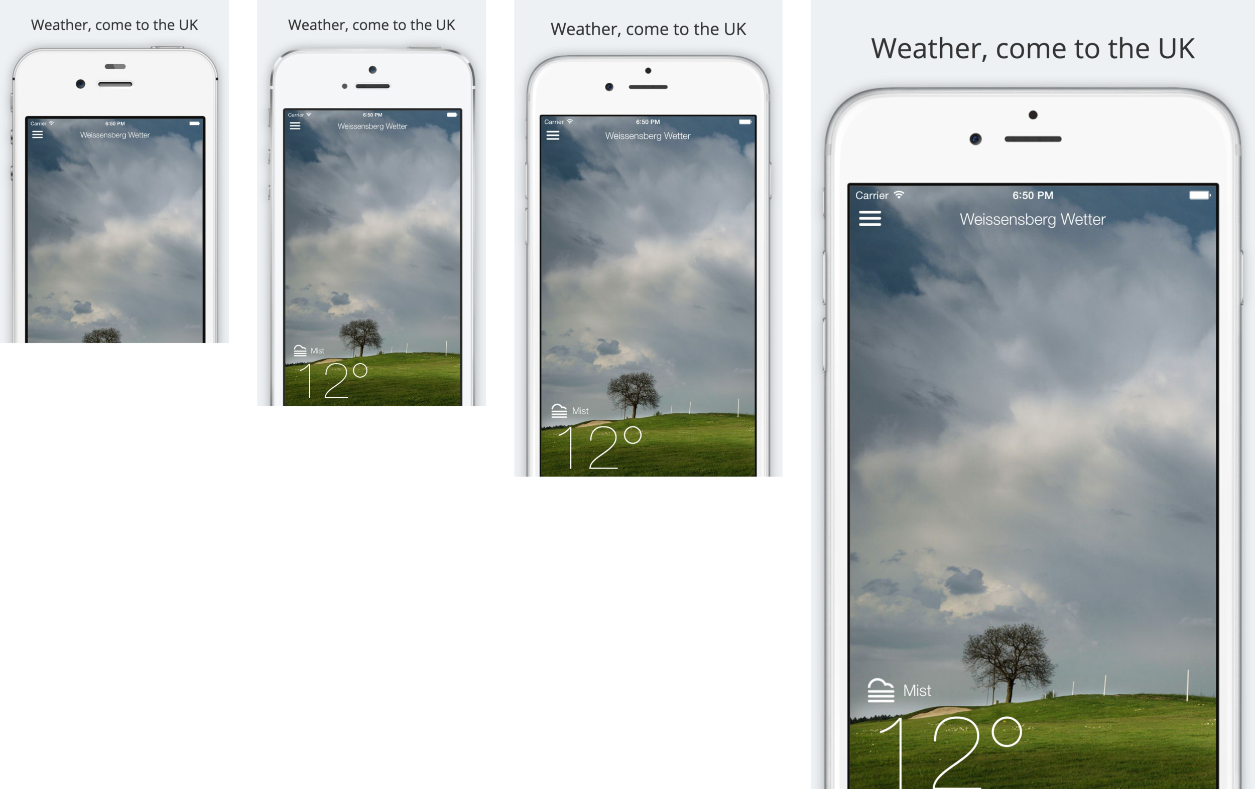 Creating perfect App Store Screenshots of your iOS App · Felix Krause
